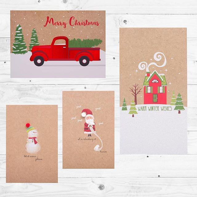 Kraft christmas cards walmart finds how many of you send out christmas cards every year walmart has the cutest kraft cards for only 492 for an 18 count m4hsunfo